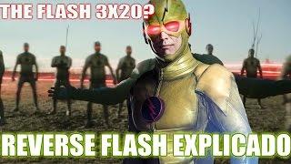 REVERSE FLASH EXPLICADO - The Flash 3x20 Rumores // Morpho