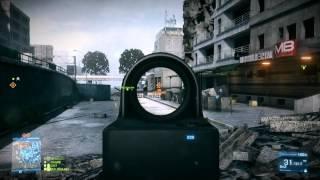 Test HD 7850 Battlefield 3 - BF3 Full HD Français