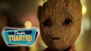 GUARDIANS OF THE GALAXY VOL 2 FINAL MOVIE TRAILER 3 REACTION - Double Toasted Review