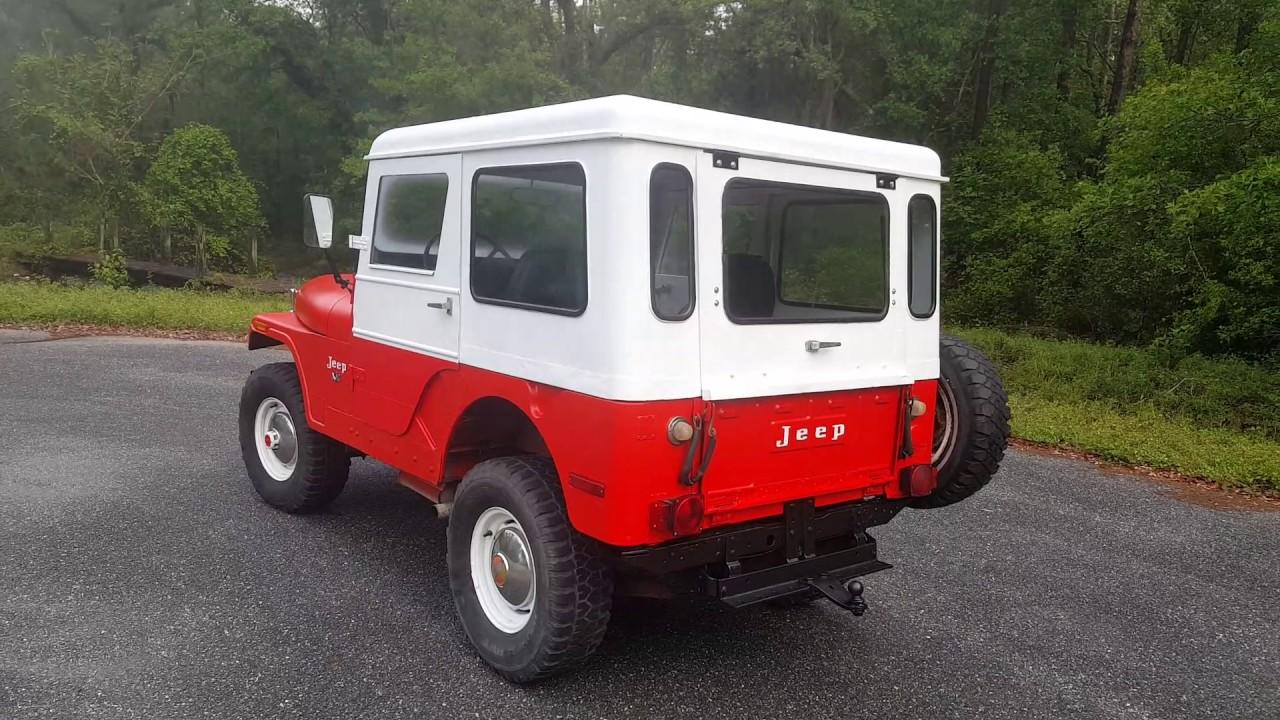 1973 jeep cj5 original v8 jeep [ 1280 x 720 Pixel ]