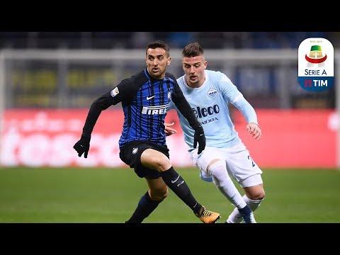 Il gol di Vecino - Lazio - Inter 2-3 - Giornata 38 - Serie A TIM 2017/18