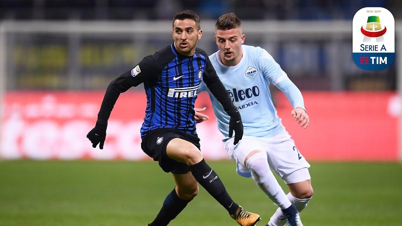 Il gol di Vecino - Lazio - Inter 2-3 - Giornata 38 - Serie A TIM 2017/18 #1