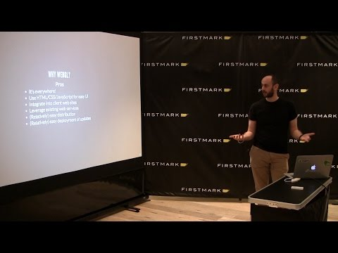 Opportunities and Challenges of WebGL // Tarek Sherif, BioDi