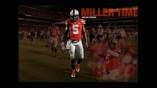 Braxton Miller: The Final Yard