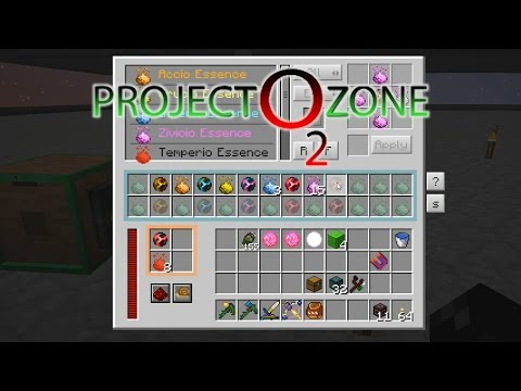 Project Ozone 2 Kappa Mode - NETHER STAR SEEDS [E35] (Modded Minecraft Sky Block)