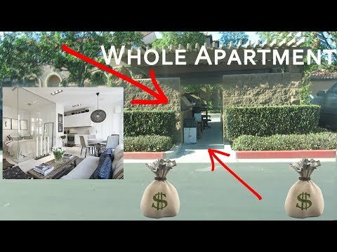 RICH PERSON THROWS AWAY THEIR WHOLE APARTMENT I TAKE TO SELL ON eBay!!