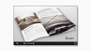 Faire de la ePaper en ligne, et gagner de nouveaux lecteurs -  L'insertion vidéo Yumpu