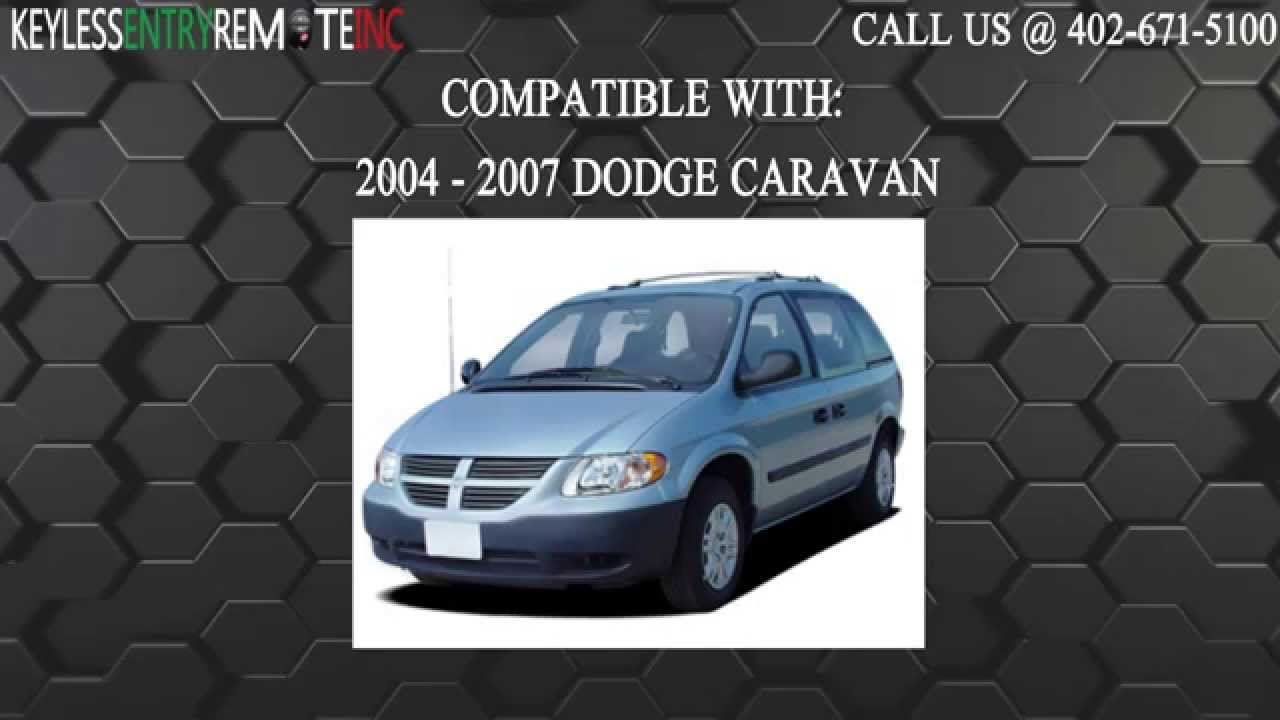 How to replace dodge caravan key fob battery 2004 2005 2006 2007 how to replace dodge caravan key fob battery 2004 2005 2006 2007 publicscrutiny