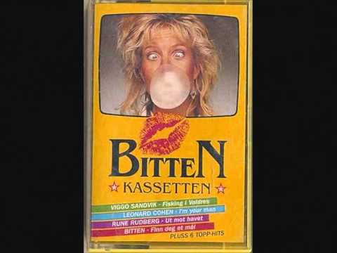 BITTEN KASSETTEN 1988 NORSK TIPPING