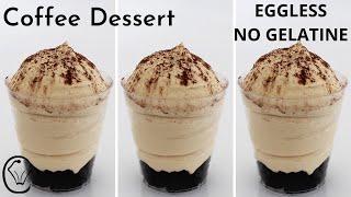 Coffee Dessert Cups NO EGG - N…