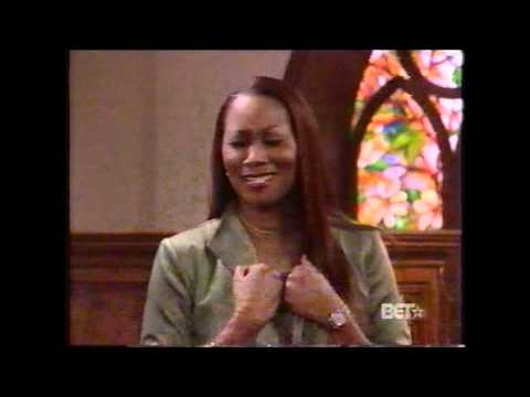 Yolanda Adams on The Parkers