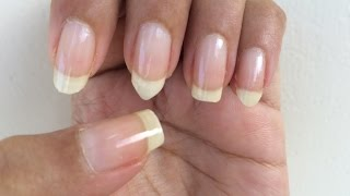 How to file nails in different shapes|Square,Oval,Edge,Squoval,Almond|Nail Basics