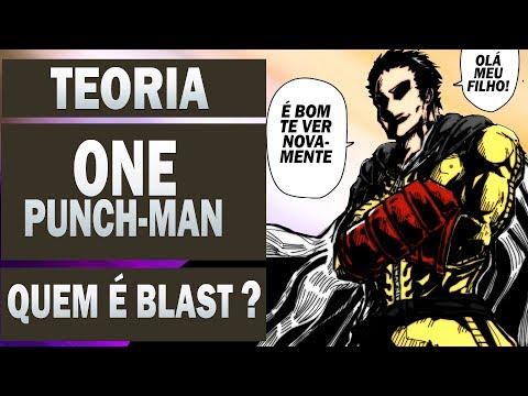 ONE PUNCH MAN | Quem é Blast ? Explicações e Teorias !