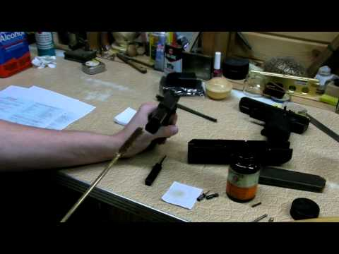 Cleaning and Disassembling Hi-Point Handguns
