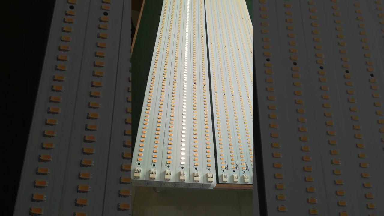 Samsung LM561C S6 1 2M 4feet LED tube light board by Caroline Yvette