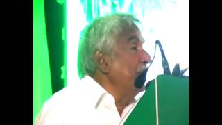 Agronomy Farms Dairy plant foundation stone laid by Oommen Chandy Kerala Chief Minister