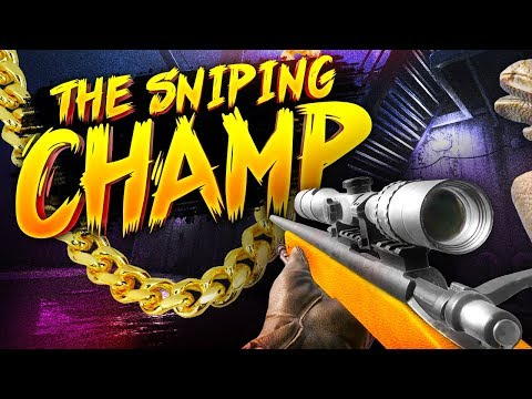 The Sniping Champion!