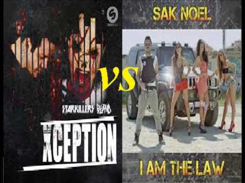 DJ BL3ND & Starkillers vs Sak Noel - I Am...