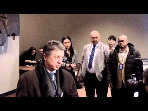 "At UN, Ukraine PR Sergeyev on Russia ""Aggression... UN Charter Violated, There's Still Time,"""