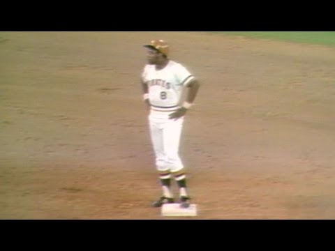WS1971 Gm4: Stargell records RBI double in the 1st