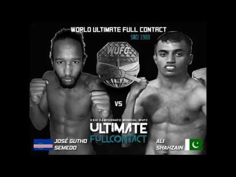 WUFC Portugal 2017 - Jose Gutho Semedo (Cape Verde) vs Ali Shahzain (Pakistan)