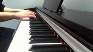 Statue - Lil Eddie Piano cover