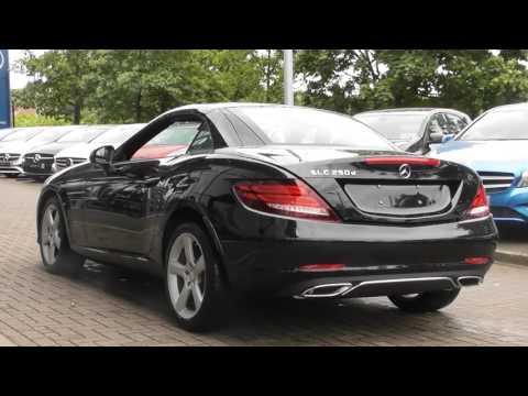 Mercedes-Benz SLC - Class SLC 200 Sport U48594