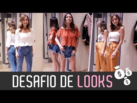 Desafio de Looks em Fast Fashion | Forever 21