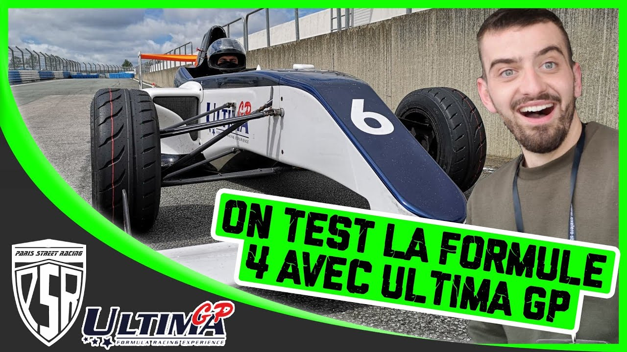 ON TEST LA FORMULE 4  - PSR TV -