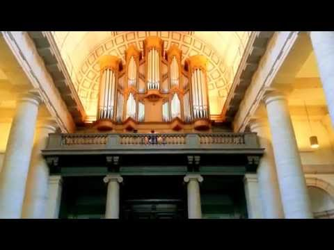 Pirates of the Caribbean - Davy Jones's theme church organ