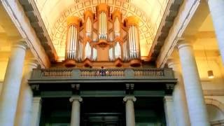 Pirates of the Caribbean - Davy Jones's theme cover church organ by Grissini Project thumbnail