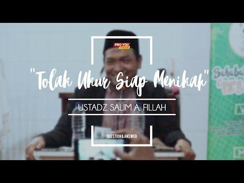 """Tolok Ukur Siap Menikah"" | Ustadz Salim Fillah | Q&A SAFARI DAKWAH Sahabat Hijrahkuu Medan Mp3"