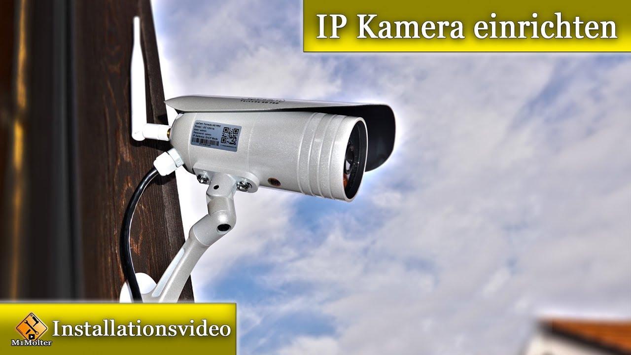 ip kamera einrichten ausf hrlich erkl rt upcam tornado hd pro youtube. Black Bedroom Furniture Sets. Home Design Ideas