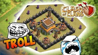 TROLLEADAS Y FAILS ÉPICOS Episodio 2 en Clash of Clans