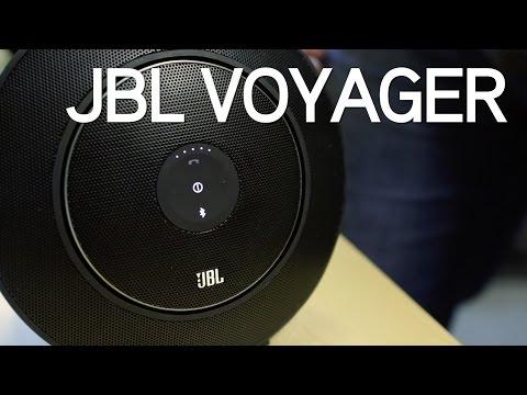 JBL Voyager Bluetooth Speaker from ThinkGeek
