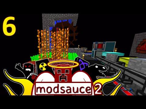 HermitCraft ModSauce 2 ~ Ep 6 ~ Water Power!
