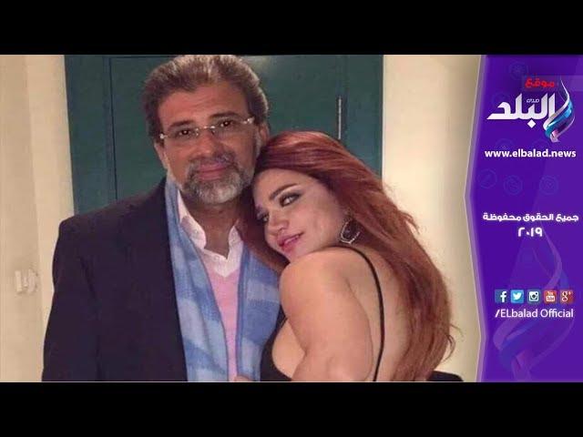 صدى البلد   حقيقة زواج ياسمين الخطيب والمخرج خالد يوسف
