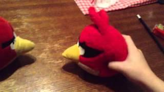 angry birds short 2 buzz look an alien