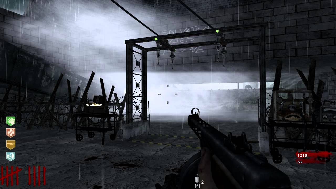 Cod Waw Custom Zombies on \