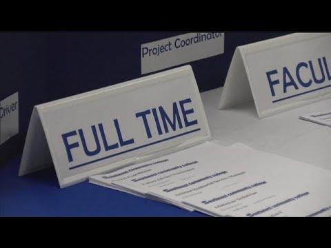 Department of Labor Job Fair