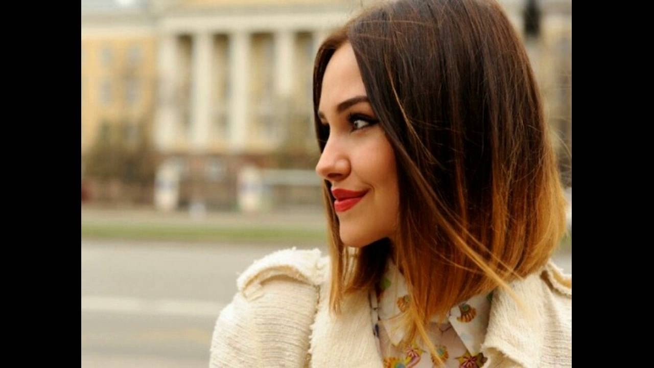 Best hair colors for brunettes with short hair youtube pmusecretfo Images