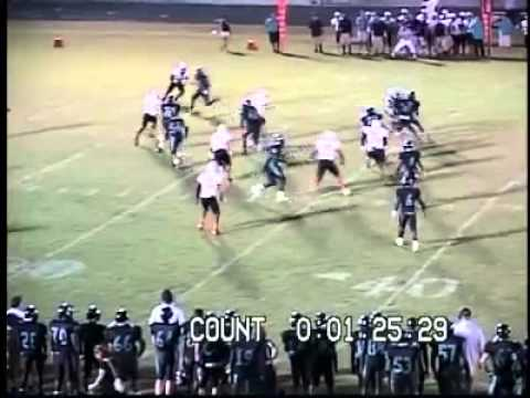 #2 Terrell Davis Senior Highlights East Lee County Highschool (10-11)