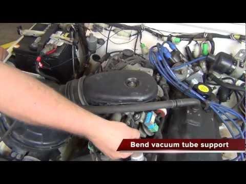 How to Install a Venturi Vent Tube on a 1.3L Suzuki Samurai Carburetor