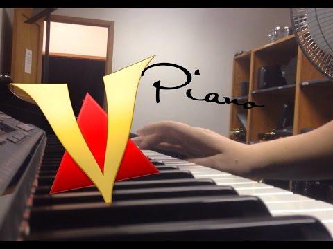 VenturianTale Theme song on Piano!