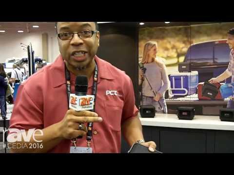 CEDIA 2016: PCT Brands Features Lyrix OUTLOUD Speaker