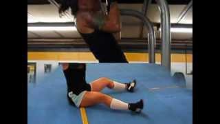Lawrence Mass Canal Street Gym (Patty Salas)