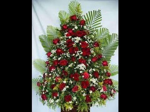 Como hacer arreglos florales youtube - Como hacer ambientadores naturales ...