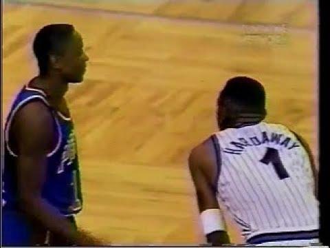 NBA Greatest Duels: Penny Hardaway vs Isiah Thomas (1994)