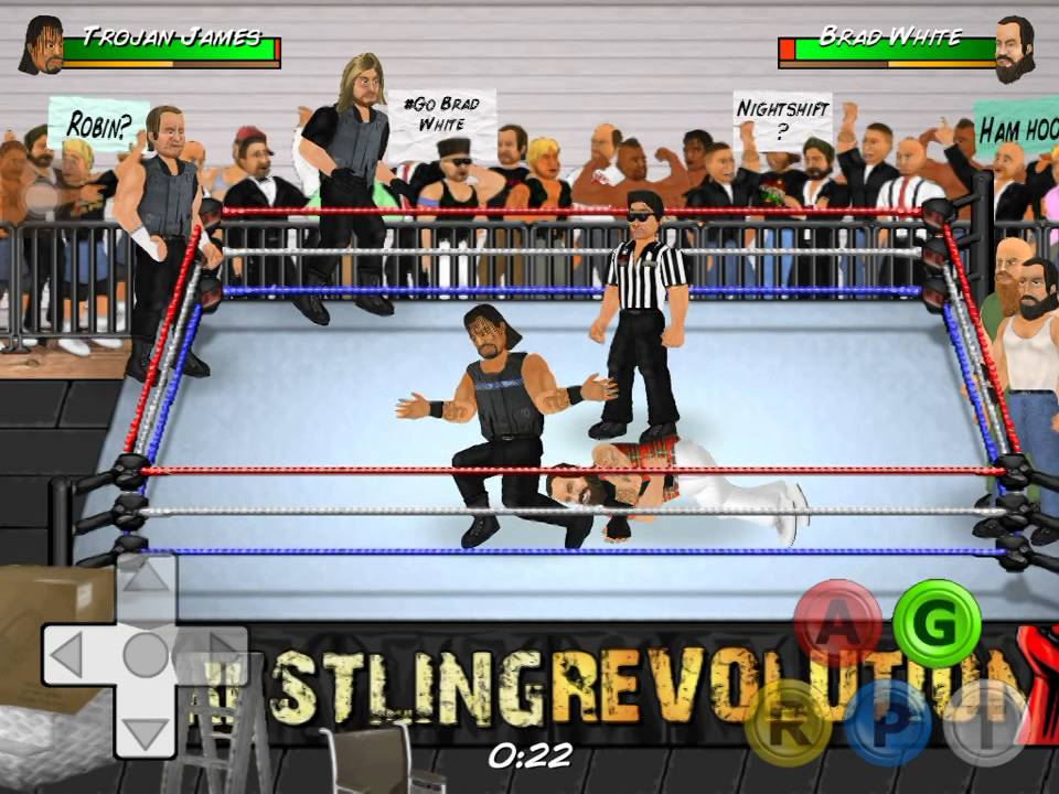 Wrestling Revolution D Exhibition : Coco look wrestling revolution gameplays youtube
