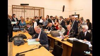 Disastro ferroviario, l'udienza preliminare del processo